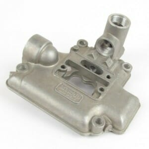 DELLORTO DHLA CARBURETTOR TOP COVER - EARLY TYPE