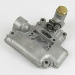 DELLORTO DHLA CARBURETTOR TOP COVER ASSEMBLY - EARLY TYPE