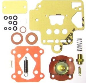 DELLORTO DHLA CARBURETTOR GENUINE SERVICE / GASKET KIT