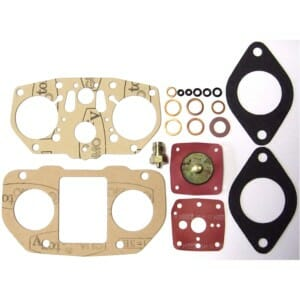 SOLEX 40 PII 6 CARBURETTOR GASKET/SERVICE KIT FOR FIAT 124 SPORT