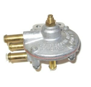 Regulador de MALPASSI TURBO FUEL PRESSURE Por SISTEMOJ TURBOCHARGEDAS CARBURETTOR