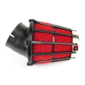 DELLORTO PHBH42 CARBURETTOR 38MM ANGLED MALOSSI AIR FILTER