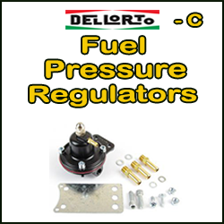 DELLORTO Fuel Pressure Regulators (C)