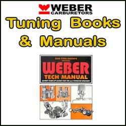 WEBER Carb Tuning Boeke & Handleidings