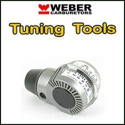 WEBER Carb Tuning Tools