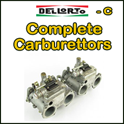 DELLORTO Complete carburateurs (C)
