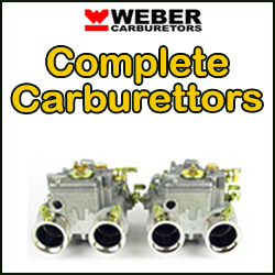 Carburadores completos WEBER
