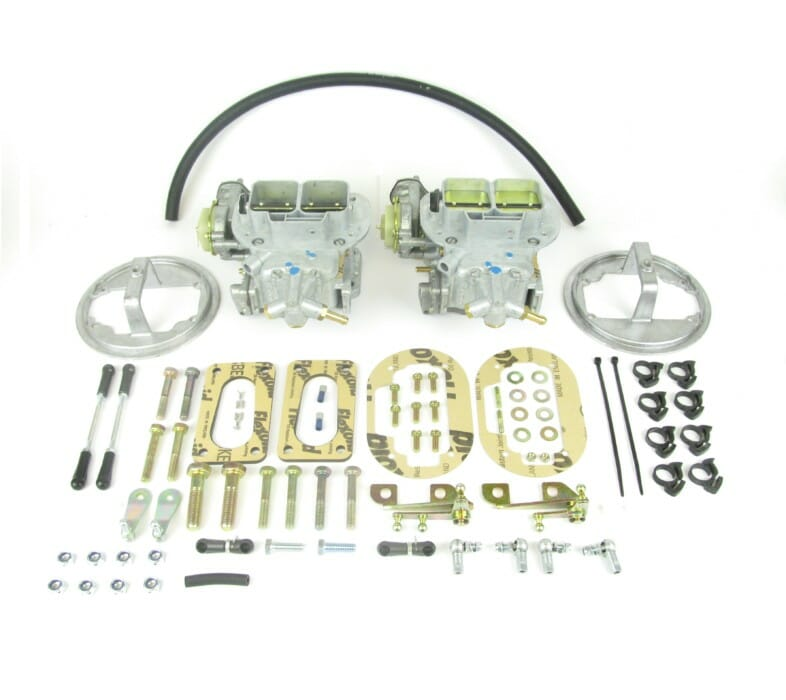 WEBER 32/36 DGEV CARBURETTOR CONVERSION KIT FOR CLASSIC MERCEDES BENZ  230/280