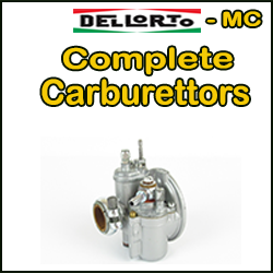 Carburateurs complets DELLORTO MC