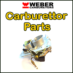 Parts de carburador WEBER