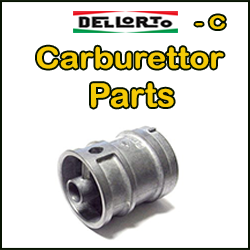DELLORTO Carburettor Parts (C)