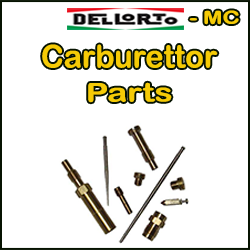 DELLORTO MC Carb Parts