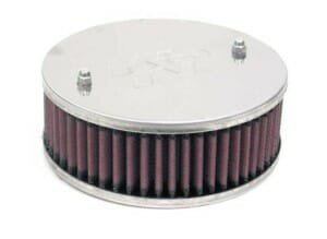 SU 1.75'' HS6 & H6 CARBURETTOR K&N AIR CLEANER/FILTER (54MM DEEP)