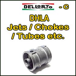 DHLA Jets / Chokes / Tubos, etc.