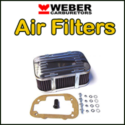 Filtres à air de carburateur WEBER