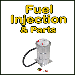 "Klickt fir an d'Kategorie ""Fuel Injection & Parts"" goen."
