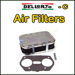 DELLORTO Air Filters (C)
