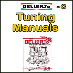 DELLORTO Tuning Manuals (C)