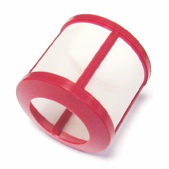 Rød tup