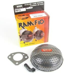 SU H6/HS6 & HD6 CARBURETTOR LYNX RAMFLO AIR FILTER/CLEANER ASSEMBLY