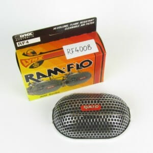 RF400B LYNX RAMFLO AIR FILTER / CLEANER WITH BLU DIY BACKPLATE