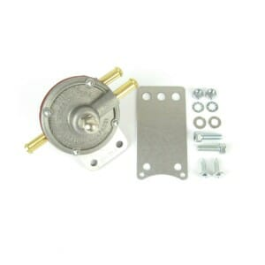 MALPASSI BRENNSTYRSREGULATOR FOR TURBO CARBURETTOR SYSTEMS