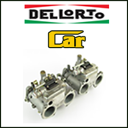 Click to go to DELLORTO Carbs - Cars (C) category....