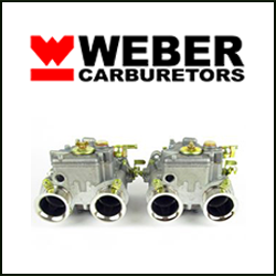 Klickt fir an d'WEBER Carbs & Parts category goen.