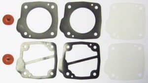 DELLORTO P34-PB2 CARBURETTOR PULSE POMP GASKET SET