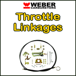 Enlaces WEBER Carbs Throttle