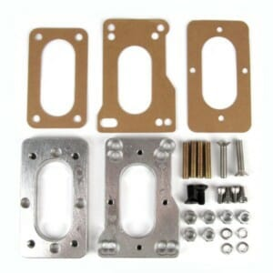 WEBER DGV / DGAV / DGEV Карбюратар TOYOTA 20R / 22R ADAPTER PLATE KIT