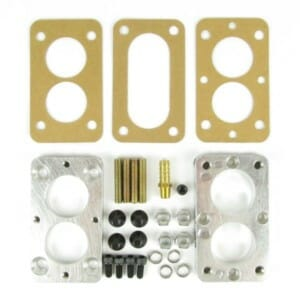WEBER DGV/DGAV/DGEV CARBURETTOR JEEP ADAPTER PLATE KIT