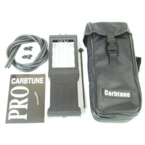 DELLORTO CARBURETTOR 2 COLUMN MANOMETER AND POUCH