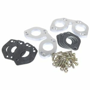 PORSCHE 356 / 912 WEBER 40 IDF INTAKE MANIFOLD KONVERSION ADAPTER KIT