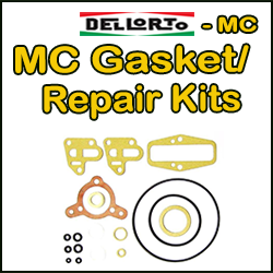 DELLORTO MC Repair/Gaskets & Kits