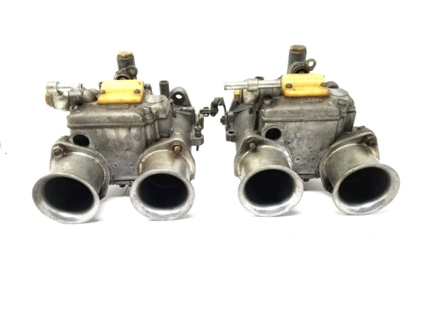 DELLORTO DHLA 48 CARBURETTORS FOR SALE - LOTUS/BDA/PINTO/COSWORTH ENGINE ETC..