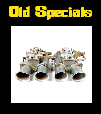 """Old Specials"" ""Carburettors"" vaizdas"
