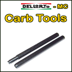 DELLORTO MC Carburettor Tools