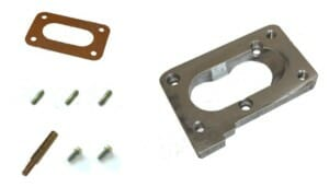 PIERBURG 2E2 / 2E3 -> WEBER DMTL CARBURETTOR MANIFOLD ADAPTER PLATE KIT