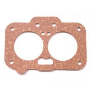 WEBER DCNF CARBURETTOR AIR FILTER MOUNTING GASKET (CORK)
