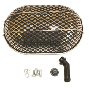 WEBER 30 DIC & DICA CARBURETTOR AIR FILTER / CLEANER ASSEMBLY