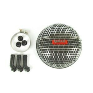 SOLEX / Dellorto Карбюратар LYNX RAMFLO AIR CLEANER / Фільтр З 47.6MM фітынгам шыі