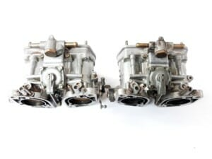 1976 FORD ESCORT RS2000 ORIGINELE WEBER 44 IDF 40 / 41 CARBURETTORS