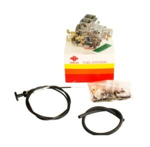 1983-91 MITSUBISHI SHOGUN / PAJERO 2555cc WEBER 32 / 36 DGV-CARBURETTOR CONVERSION KIT