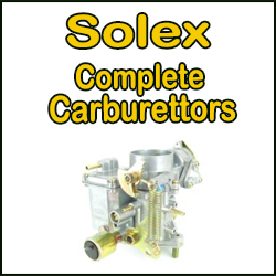 Solex Complete carburateurs