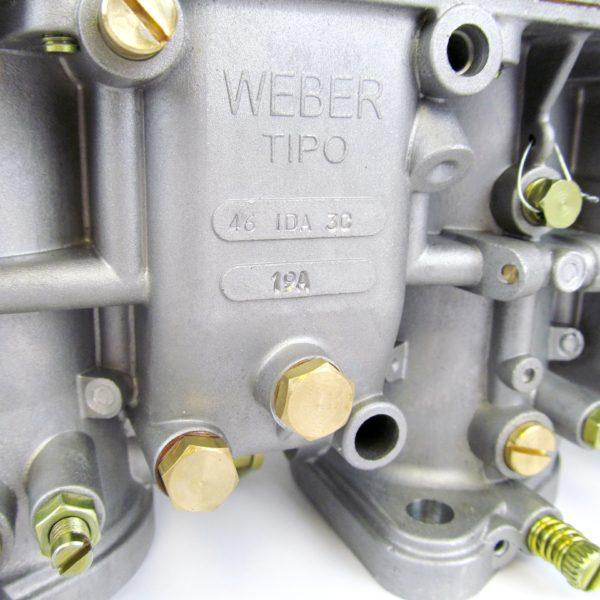 CARBURADORES CLASICOS PORSCHE 46 CLASSIC PORSCHE 3 DE WEBER 911 GENUINE 1