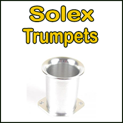 Trompettes de carburateur Solex