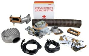 CLASSIC MERCEDES 220 WEBER 32 / 36 DGAV CARBURETORRA CONVERSION KIT (1968 '73)
