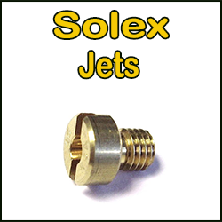 Solex Carburador Jets