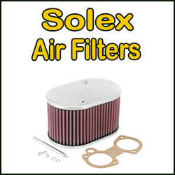 Solex Carburettor Air Filters